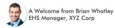 XYZCorpEHSManager